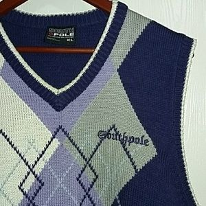 South Pole Jackets & Coats - 👕 South pole purple vest Inv4/25👕